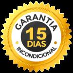Selo Garantia de 15 Dias